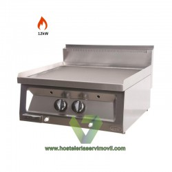 PLANCHA A GAS FRY-TOP DOBLE OGPG7065