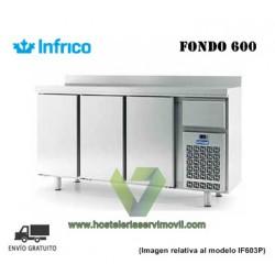 FRENTE MOSTRADOR REFRIGERADO  IF600P INFRICOOL