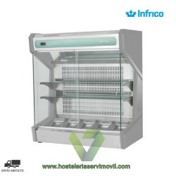 VITRINA MURAL SOBREMOSTRADOR INFRICO SERIE VMS 1000 I