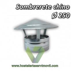 SOMBRERO CHINO 250 DIAMETRO