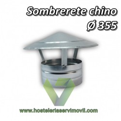 SOMBRERO CHINO 355 DIAMETRO