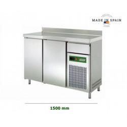 MESA REFRIGERADA FRENTE MOSTRADOR SERIE 600 SFMPS-1500