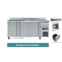 FRENTEMOSTRADOR 3 PUERTAS VENTILADO