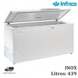 CONGELADOR TAPA ABATIBLE HF 550 I HC INFRICO
