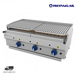 BARBACOA A GAS SERIE 550 BAR 95