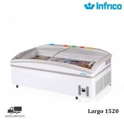 CONSERVADORA EXPOSITORA 1500 PUERTA DE CRISTAL