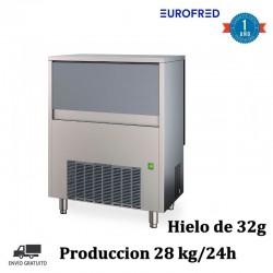 MAQUINA DE HIELO CM 28 DE 32 GRAMOS